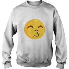 Emoji Cute Sweatshirts- Cute T Shirt – Funny T Shirts - Majin Shop Cool Tee Shirts, Cute Sweatshirts, Frog T Shirts, Cool Tees, Hoodies, Funny Shirts, Swag Shirts, Black Shirts, Texas Shirts