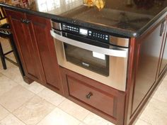 Design Idea Wall Oven Under Cooktop Stoves Pinterest