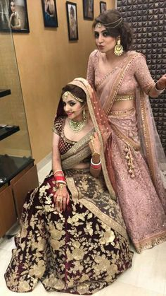 inner peace in your the most beautiful wedding dress Indian Bridal Outfits, Indian Bridal Lehenga, Indian Bridal Wear, Pakistani Bridal, Pakistani Dresses, Indian Dresses, Bridal Dresses, Lehenga Wedding, Punjabi Bride