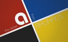 i love this for a bauhaus inspired site.