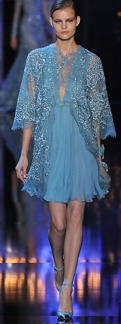 Elie Saab F/W 2014-15 Couture