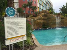 Cabana bay six surprises .. Best info about this hotel on info I couldn't find  anywhere else.