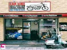 Ceramic Pro Kobe wishes you a warm cozy fall_Ceramic Pro Cobe #ceramicpro #automotive #lifestyle #nanoceramic #paintprotection #nanocoating #paintcoating #ceramiccoating #detailing #motorcycle #bike #japan #kobe
