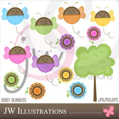 Baby Bumbles by jdDoodles.deviantart.com on @deviantART
