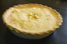 "Shelf-Stable Chicken Pot Pie | The Busy B Homemaker: ""I decided to make a couple of changes in order to make it healthier and more shelf-stable. By using butter powder instead of traditional butter, I eliminate the need for a refrigerator or freezer!"" 