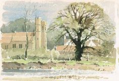 The Value of Half Hour Watercolour Studies with Alwyn Crawshaw