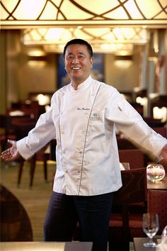 Master Chef Nobu Matsuhisa join Crystal Cruises