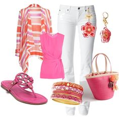 Outfit - wish I was a few years younger to pull this one off - or maybe a few (40) pounds lighter!