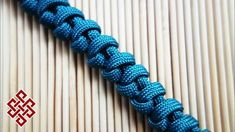 How to Make the Serpent Spine Knot Paracord Tutorial - YouTube