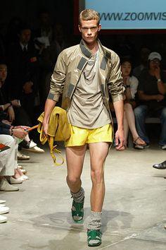 Prada Spring 2007 Menswear