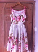 Pretty pink Sambo dress