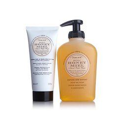 Perlier Honey Hand Cream and Liquid Soap at HSN.com