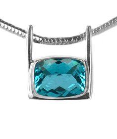 CLOSEOUT Turquoise Quartz Slide TQ1000