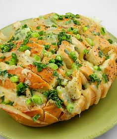 Bloomin' Bread -Better try this before the new year!