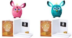 Prime Day: Buy a Furby Connect and Get a free $30 Amazon Gift Card Buy a Furby Connect then shop at Amazon.com! For a limited time only while supplies lastbuy a select Furby Connect and get a $30 Amazon.com Gift Card. Two options available: Teal and Pink! Buy a Furby Connect and Get a FREE $30 Amazon.com Gift Card Ships Free with Amazon Prime (Try a FREE Membership) Explore the Furby Connect World app and discover surprises together The Furby Connect friend gets updates with the app and…