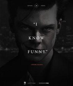 Jerome Valeska - Gotham