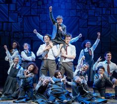 Matilda The Musical Matilda Broadway, Broadway Theatre, Musical Theatre, Mrs Trunchbull, Theatre Nerds, Theater, Matilda Costume, Teatro Musical, Musicals
