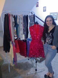 Ateliê Chic Boom! #atelier #atelie #ateliechicboom #moda #roupa #moda #festa # estilista #brunabaraldi
