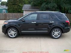 nice ford explorer 2012 black car images hd Black 2012 Ford Explorer Limited EcoBoost Exterior Photo  53764670