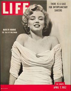 Couverture 1952-04-07 du magazine LIFE MAGAZINE [7 avril 1952]