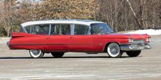 Rare 1959 Cadillac Broadmoor Skyview to be offered at Bonhams' 2017 Amelia Island sale - Old Cars Weekly Cadillac Ats, Amelia Island, Porsche 356, Ford Motor Company, General Motors, Lincoln, Convertible, Detroit, Auctions America