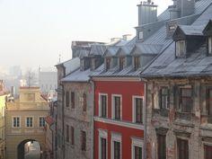 Stare Miasto w Lublinie I Old Town in Lublin #oldtown #lublin #polska #poland #travel #seeuinpoland