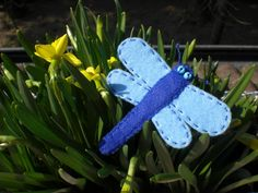Bella the Dragonfly  Tutorial