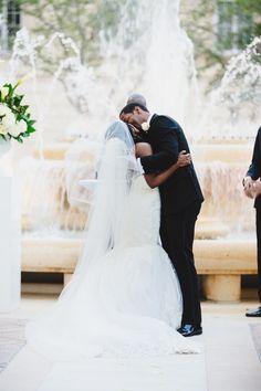 Munaluchi Bride Magazine   Haitian African American Wedding   Real Weddings
