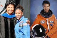 12-Year-Old Aspires To Be First African American Woman To Go To Mars, Meets Her Idol Dr. Mae Jemison