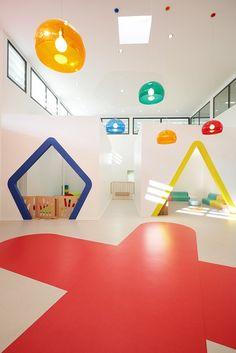 Childcare Center Big Toy Box A+ Architecture 5