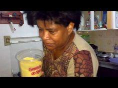 (1) Moela de frango com angu - YouTube