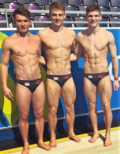 """sfswimfan: """" Kicking off Wednesday's posts with some original poetry: Roses are Red Violets are Blue Ross Haslam makes me wet Fuck whoever designed these speedos They're sh*t (Just like my poetry) British diver hotties (L to R) Daniel Goodfellow,. Daniel Goodfellow, Hot Men, Sexy Men, Male Swimmers, Tight Suit, Boys Blog, Speedo Boy, Men Beach, Hot Hunks"""