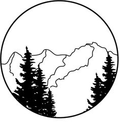 Eiger/Monch/Jungfrau. Could be a pretty tattoo with a familiar landscape inside.