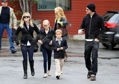 reese witherspoon & family!