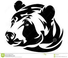 Find tribal-black-bear-tattoo stock images in HD and millions of other royalty-free stock photos, illustrations and vectors in the Shutterstock collection. Thousands of new, high-quality pictures added every day. Arte Tribal, Tribal Art, Tribal Bear Tattoo, Grizzly Bear Tattoos, Art D'ours, Bear Vector, Bear Drawing, Bear Head, Bears