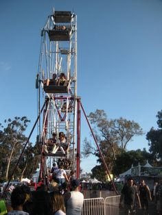 Ferris Wheel at 2011 San Diego Pride Festival