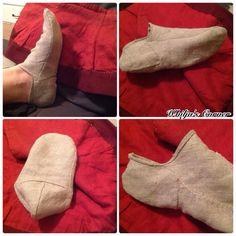 The Trossfrau sock
