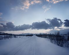 The Enchanted Land: Winter in Northern Norway on Behance