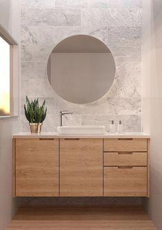 Home Remodel Bathroom .Home Remodel Bathroom Diy Bathroom Decor, Bathroom Interior Design, Modern Bathroom, Bathroom Ideas, Bathroom Wall, Minimalist Bathroom Design, Bathroom Beach, Bathroom Updates, Gold Bathroom