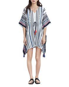 Velvet by Graham & Spencer Adalina Tunic Poncho Dress
