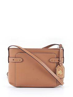 Check it out—Lauren by Ralph Lauren Crossbody Bag for $33.99 at thredUP!