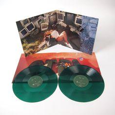 SZA: Ctrl (Colored Vinyl) Vinyl 2LP – TurntableLab.com