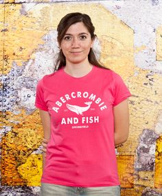 Abercrombie And Fish TShirt Ladies Gift New Mom Tshirt by store365
