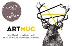 MuniqueART auf der ARTMUC » Vom 14. - 17. Mai 2015 findet in München die ARTMUC Kunstmesse auf ...