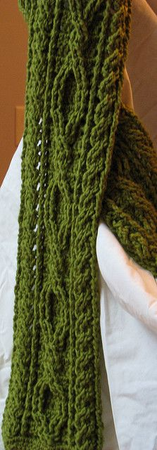 crochet scarf** oh my!!! Looks knit!! Since I can't knit (yet..)- I can't wait to try this!!! Thanks for share!! :-)**
