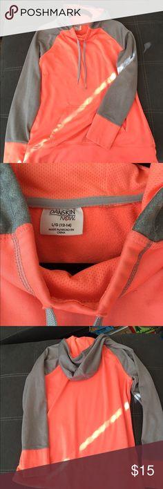 Coral sweatshirt Not lulu, just using for exposure lululemon athletica Jackets & Coats
