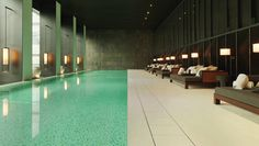 The Puli Hotel and Spa is Shanghai's first luxury urban resort located between Nanjing West Road and YanAn Road. The Chinese name of The Puli Hotel and Spa literally represents as beautiful uncarved gem  | Gay Asia Traveler