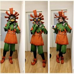 Skull Kid WIP by LuxCosplay