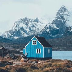 Places Around The World, Around The Worlds, Places To Travel, Places To Go, Cabins And Cottages, Destinations, Cabana, Little Houses, Architecture