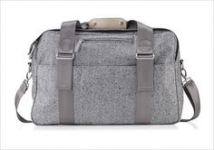 The Weekender | QWSTION Travel Bag ‹ The Gentleman's Daily